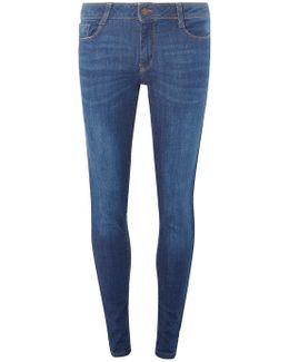 Midwash 'bailey' Ultra Stretch Skinny Jeans