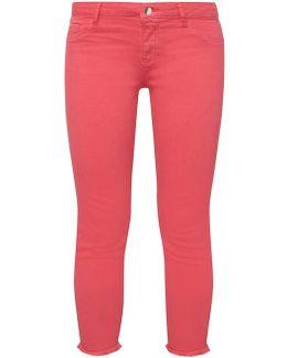 Petite Pink Skinny Jeans