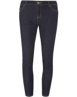 Petite Indigo 'ashley' £16 Skinny Jeans
