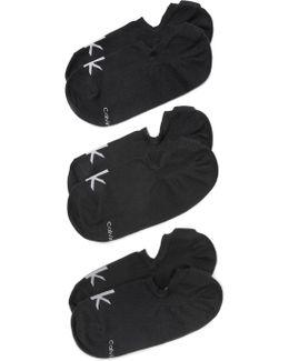 3 Pack Logo Liner Socks