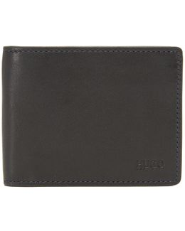 Subway Leather Wallet