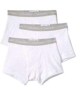 3 Pack Cotton Classic Trunks
