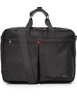 Warren Nylon Briefcase