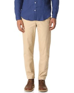 Slim Fit Classic Chinos