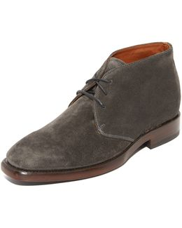 Weston Suede Chukka Boots