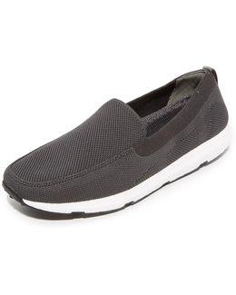 Breeze Leap Knit Slip On Shoes