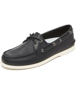 A/o 2-eye Boat Shoe
