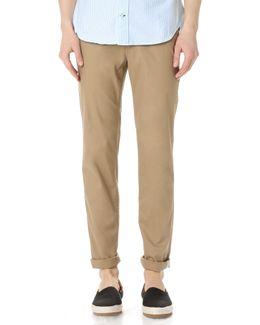 Slim Stretch Chino Pants