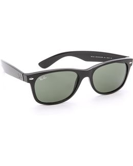 New Wayfarer Sunglasses