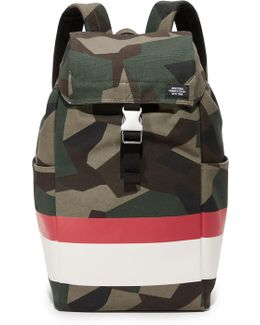 Striped M90 Camo Backpack
