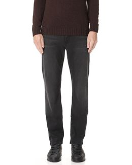 Slimmy Luxe Sport Fit Jeans