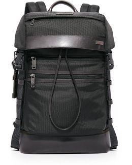 Alpha Bravo Kinser Flap Backpack