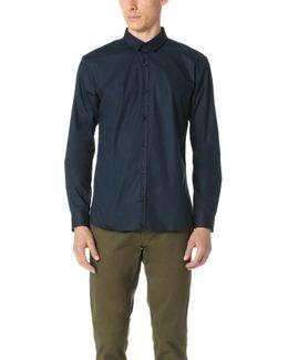 Cotton Stretch Dress Shirt