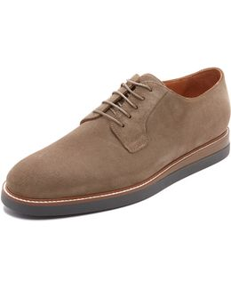 Dylan Suede Derbies