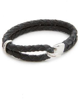 Beacon Leather Bracelet