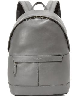 Odin Leather Backpack