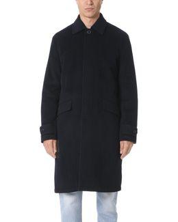 Classic Wool Car Coat