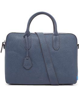 Saffiano Leather Fulton Briefcase