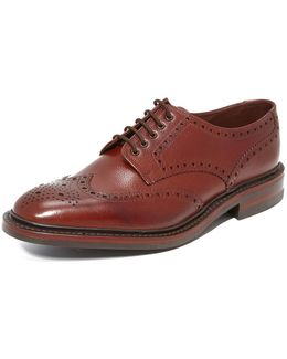 Badminton Brogue Derbys