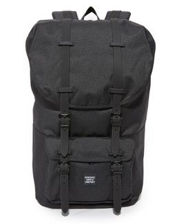 Little America Perforated Detail Backpack