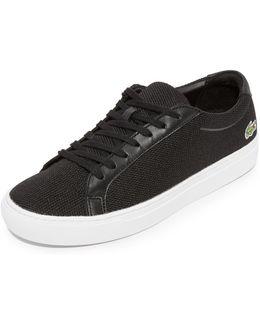 L. 12.12 Pique Sneakers