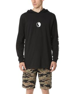 Lil Yin Yang Hooded Pullover