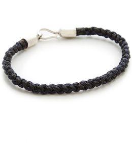 Nylon Braided Bracelet