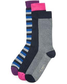 Marz 3 Pack Socks