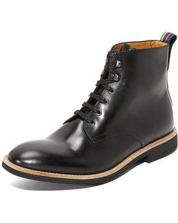 Hamilton Leather Boots
