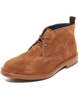 Adams Suede Chukka Boots
