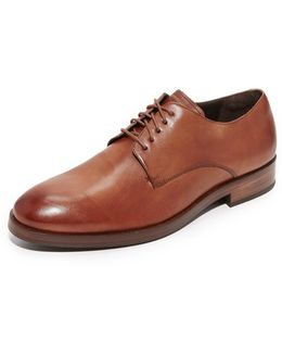 Harrison Grand Plain Toe Derby Shoes