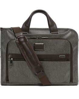 Alpha 2 Business Slim Deluxe Briefcase
