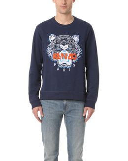 Tiger Crew Sweater