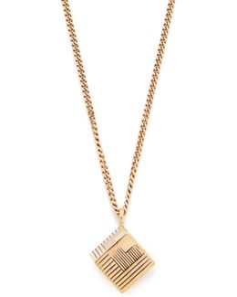 Collier Rubik Necklace