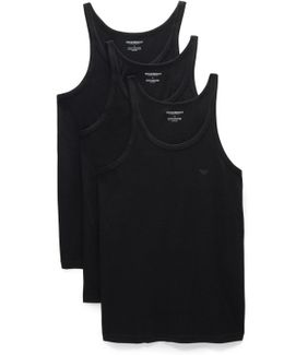 3 Pack Genuine Cotton Tanks