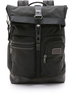 Alpha Bravo Luke Roll Top Backpack