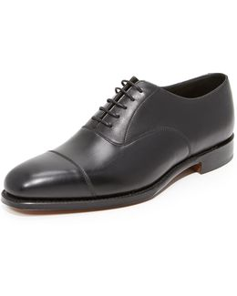 Aldwych Cap Toe Oxfords