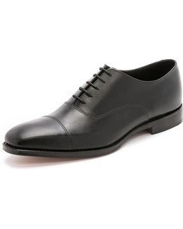 Rothschild Cap Toe Oxfords