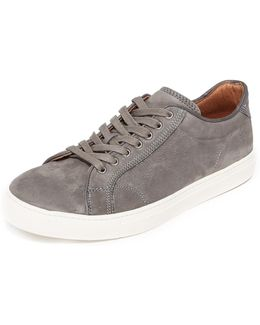 Walker Low Suede Sneakers