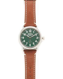 The Runwell 41mm Watch