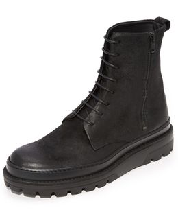 Edgar Lace Boots