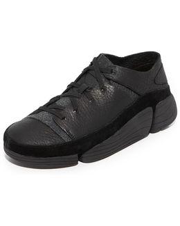 Trigenic Leather Evo Sneakers