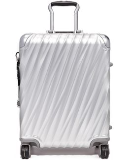 19 Degree Aluminum Continental Carry On