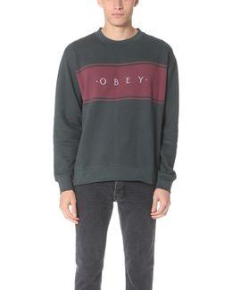 Roebling Crew Sweatshirt
