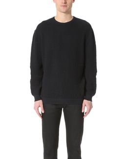 Regis Bomber Sweater