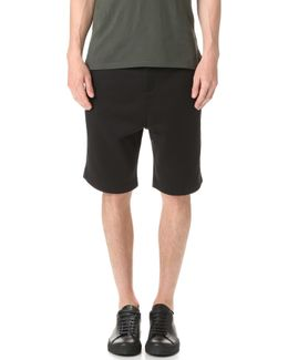 Drop Crotch Shorts