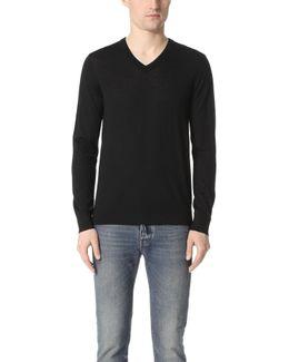 Sovereign Riland V Neck Sweater