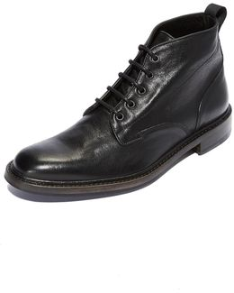Spencer Leather Chukka Boots