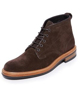 Spencer Suede Chukka Boots