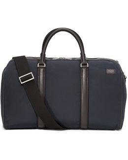 Nylon Twill Gym Bag